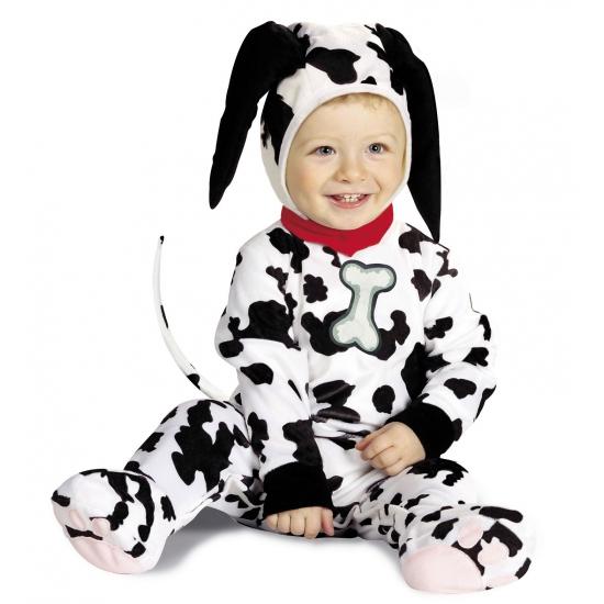 Dalmatier kostuum baby's (bron: Hawaii-feestwinkel)