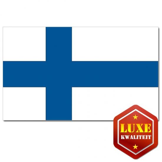 Finse vlaggen goede kwaliteit