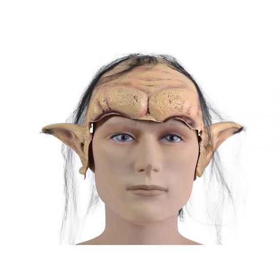 Half elfen masker (bron: Hawaii-feestwinkel)