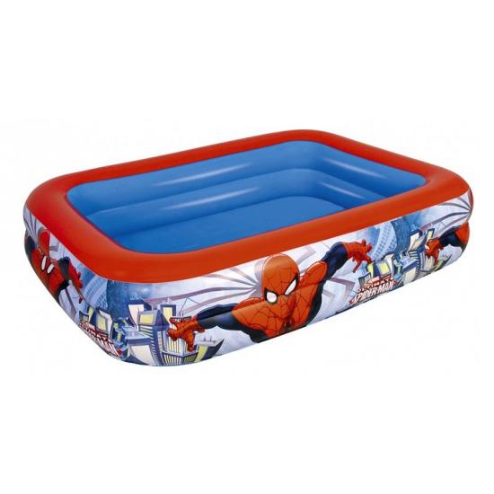 Spiderman zwembaden 201 cm (bron: Hawaii-feestwinkel)