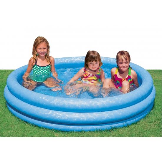 Zwembad rond 168 x 41 cm (bron: Hawaii-feestwinkel)