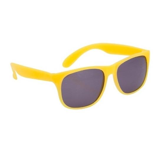 Goedkope gele zonnebrillen