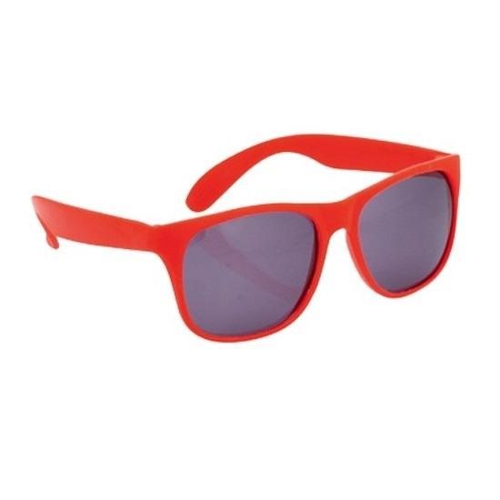 Goedkope rode zonnebrillen