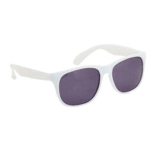 Goedkope witte zonnebrillen