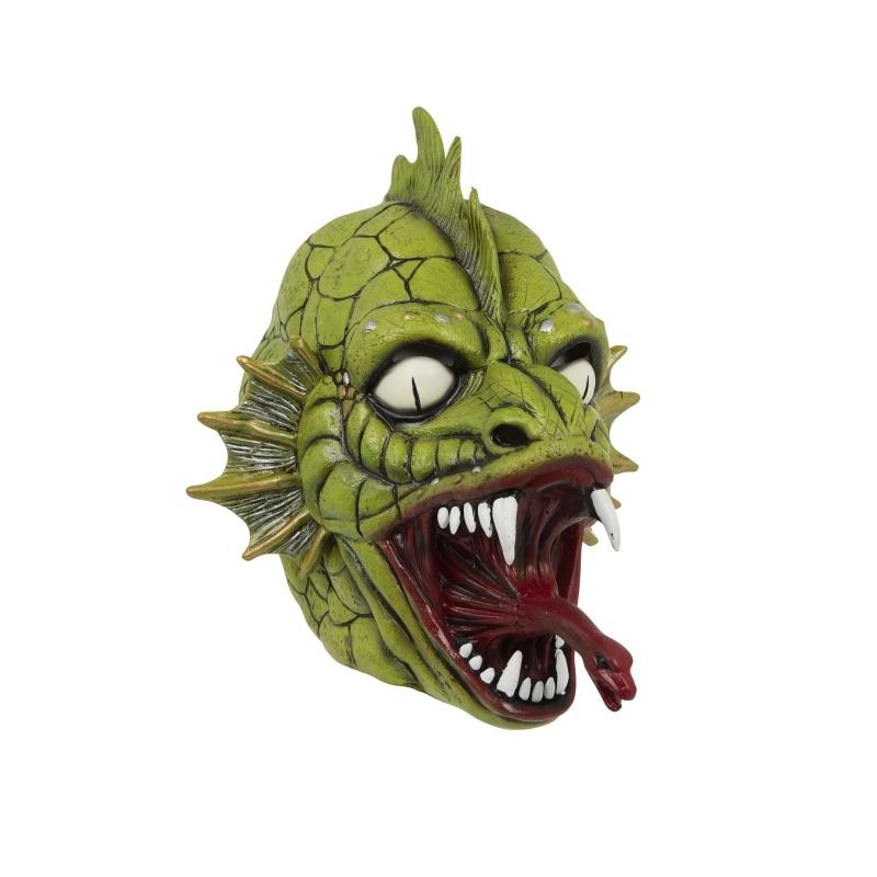 Groen monster masker voor volwassenen