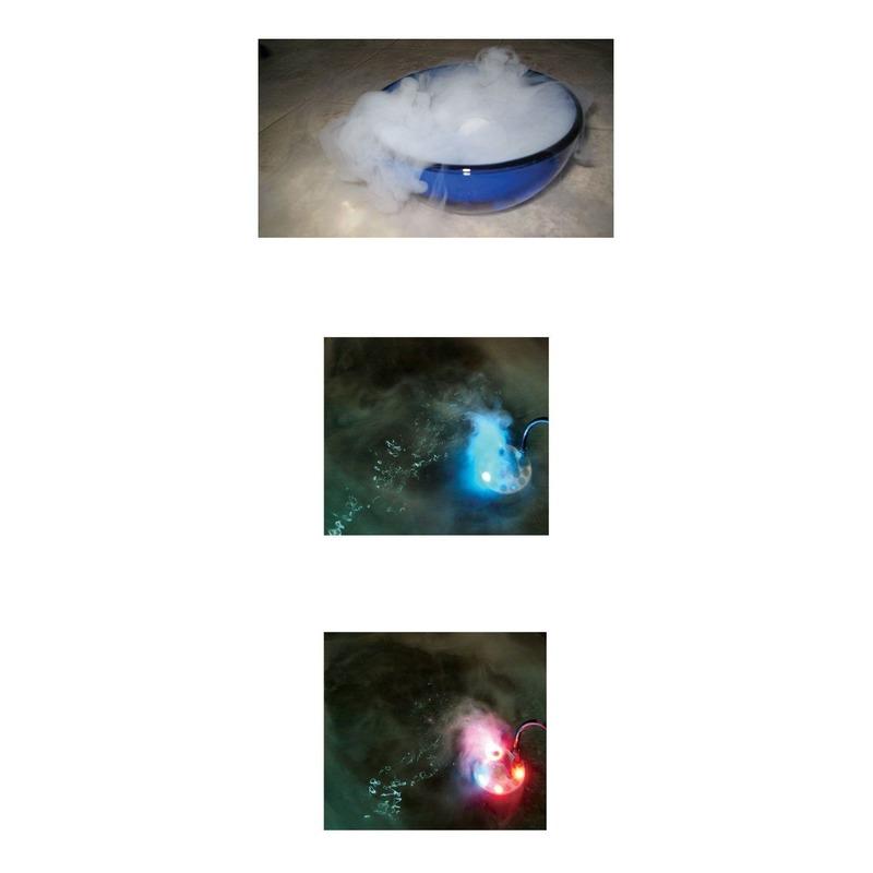 Heksenketel rookmachine