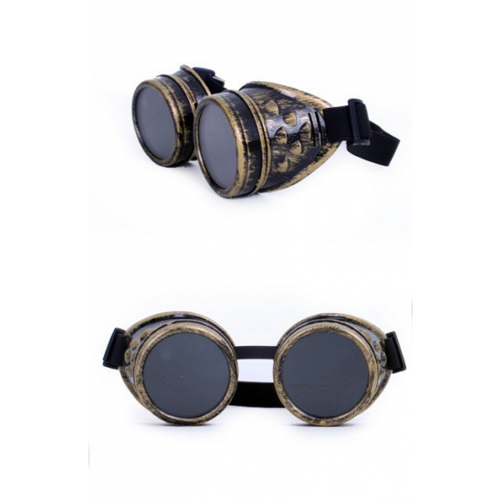Steampunk brillen