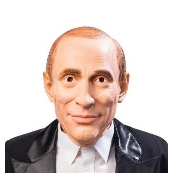 Verkleed masker Poetin